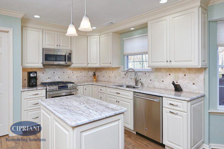 Sicklerville kitchen remodel