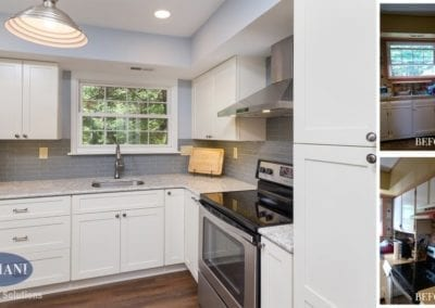 Williamstown Kitchen Remodel Before & After