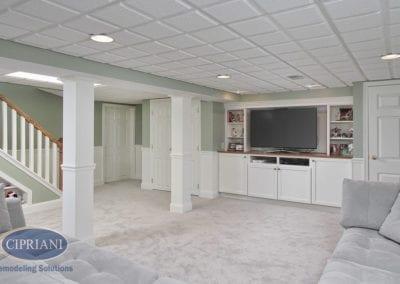 Vincentown, NJ Basement Remodeling