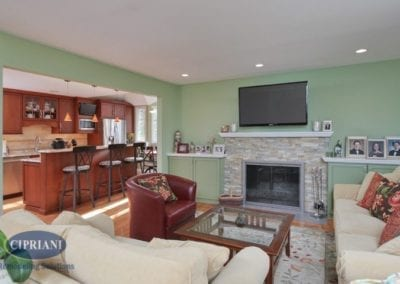 Cherry Hill Kitchen & Family Room Addition