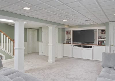 Vincentown, NJ Basement Remodeling