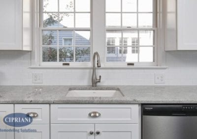 Haddon Township Kitchen Remodeling