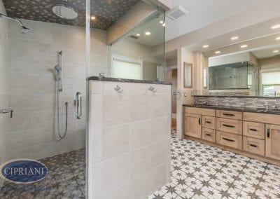 Haddonfield, NJ Bathroom Renovation