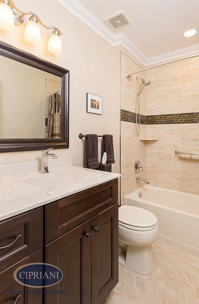 Marlton, NJ Bathroom Remodeling - Cipriani Remodeling ...