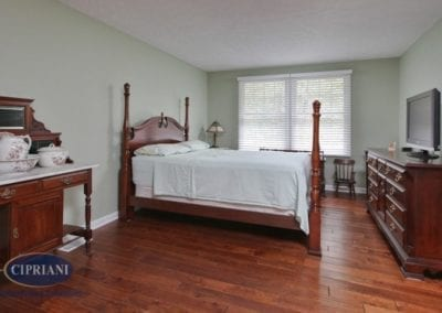 Marlton House Remodel – Bedroom