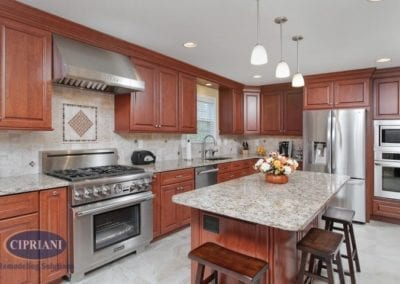 Mt. Laurel, NJ – Conover Ct Kitchen Remodeling