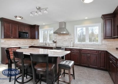 Mt. Laurel, NJ – Saratoga Drive Kitchen Remodeling