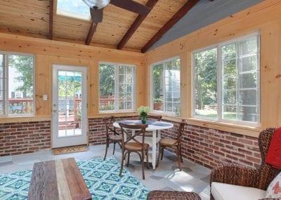 West Deptford, NJ Patio & Sunroom Remodeling