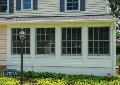 Haddon Township, NJ Patio & Sunroom Renovation