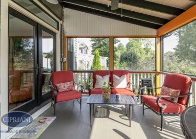 Haddonfield, NJ Patio & Sunroom