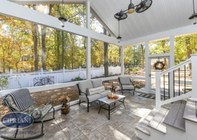 Thorofare, NJ Patio & Sunroom Remodeling