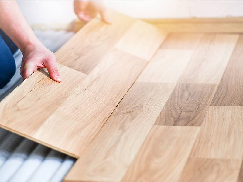 How to choose the right flooring for your next project