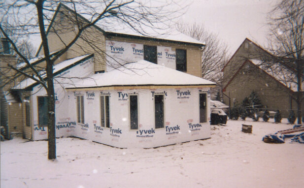 WInter Home Repairs