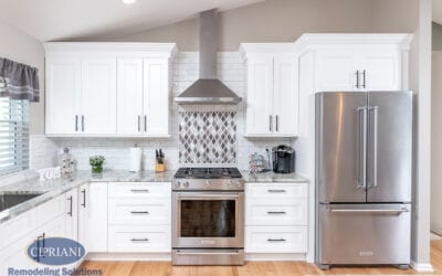 Catching up on the latest trends for storage and kitchen design