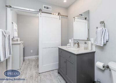 Moorestown, NJ – Foxwood Dr. Bathroom Remodeling