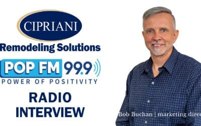 Cipriani Remodeling Solutions featured on POP 99.9FM