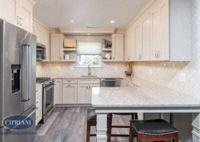 Mt. Laurel, NJ – Courtland Ct Kitchen Remodeling