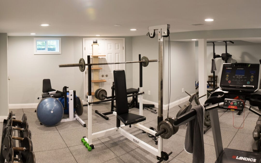Ready for a home gym? Here are some things to consider.
