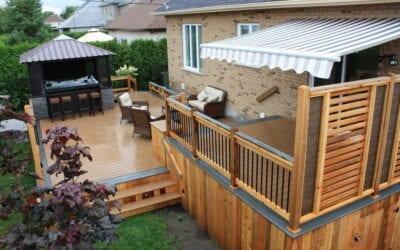 8 Unique Deck Designs for Outdoor Living